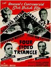 "Affiche ""Four Sided Triangle"""